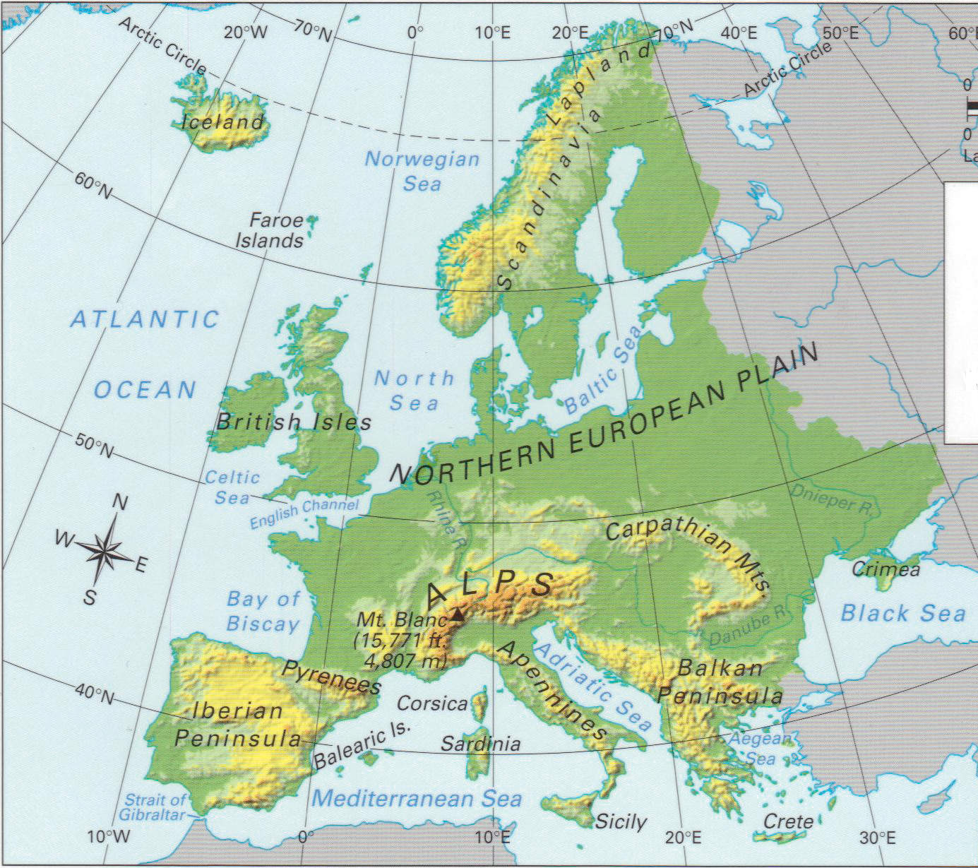 physical geography of europe Music Search Engine at